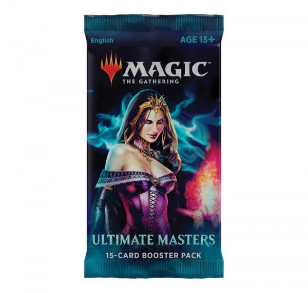 Ultimate Masters Booster en.