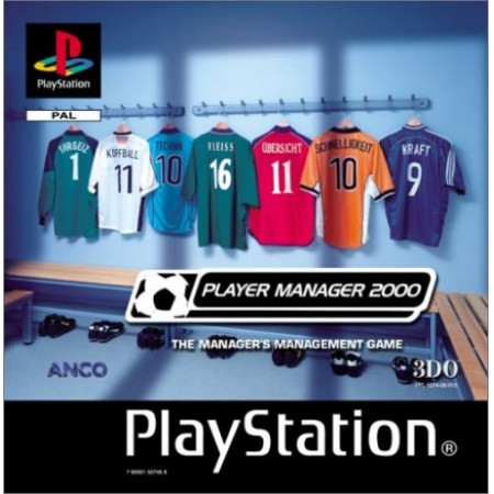Player Manager 2000