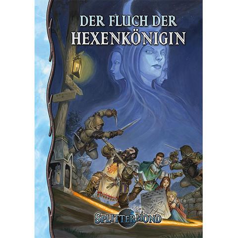 Splittermond - Der Fluch der Hexenkönigin Abenteuer