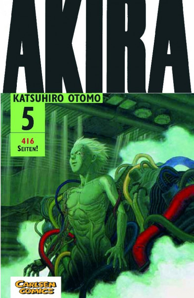 Akira Original-Edition 05