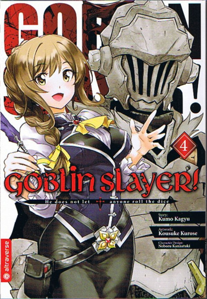 Goblin Slayer 04