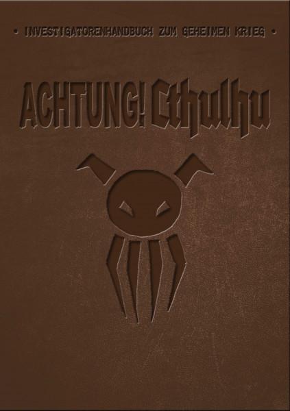 Achtung Cthulhu - Investigatorenhandbuch lim.