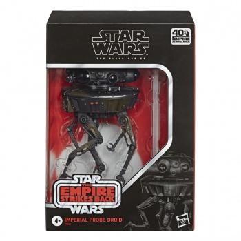 Star Wars Episode V Black Series Actionfigur 2020 Imperial Probe Droid 15mm