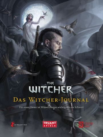 The Witcher - Journal