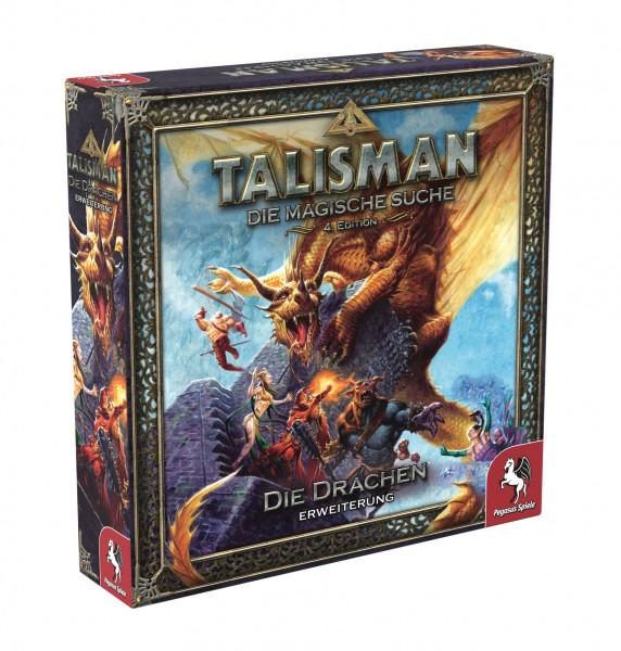 Talisman - Die Drachen 4. Ed.