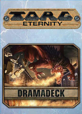 Torg Eternity - Dramadeck