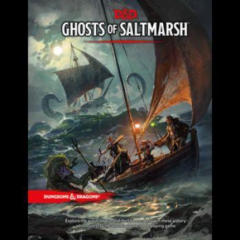 D&D RPG - Ghosts of Saltmarsh