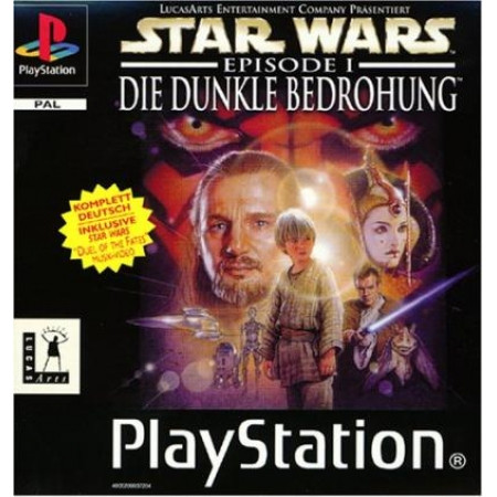 Star Wars Episode 1: Die dunkle Bedrohung