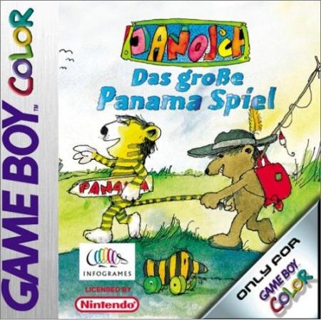 Janosch: Das große Panama Spiel **