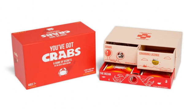 You´ve Got Crabs