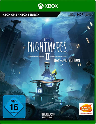 Little Nightmares II - Day One Edition *