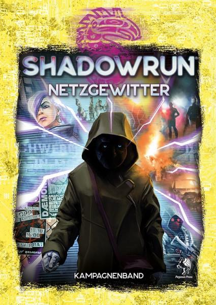 Shadowrun: Netzgewitter (Hardcover)