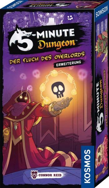 5 - Minuten Dungeon - Der Fluch des Overlords - Erweiterung