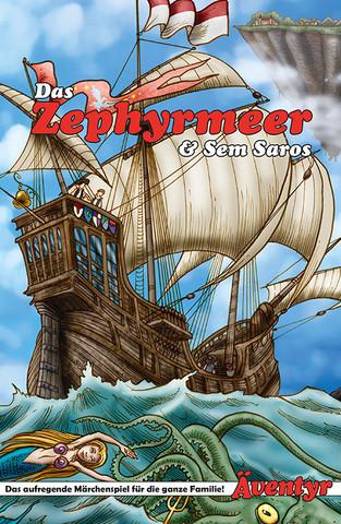 Äventyr: Das Zephyrmeer und Sem Saros - Abenteuerbox