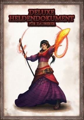 DSA5: Deluxe Heldendokume für Zauberer