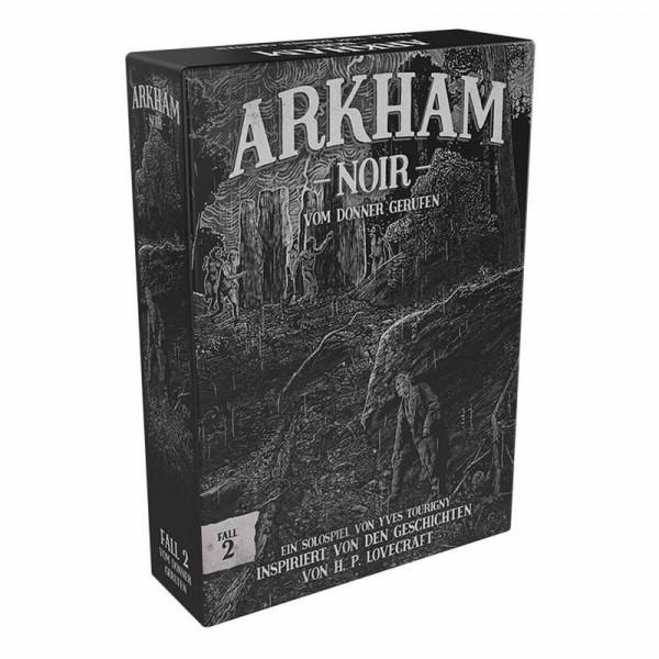 Arkham Noir - Fall 2: Von Donner erweckt
