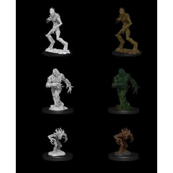 Dungeons & Dragons Nolzur`s Marvelous Miniatures: W7 Blights
