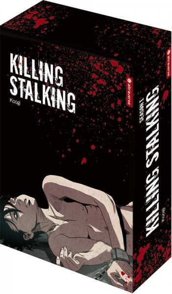 Killing Stalking Season 1 Complete Box