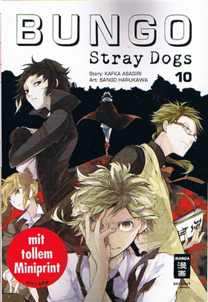 Bungo - Stray Dogs 10