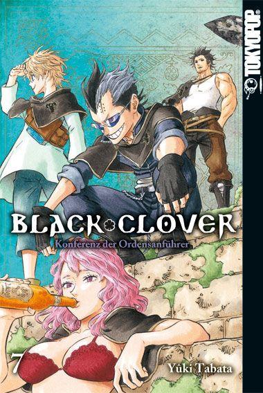 Black Clover 07
