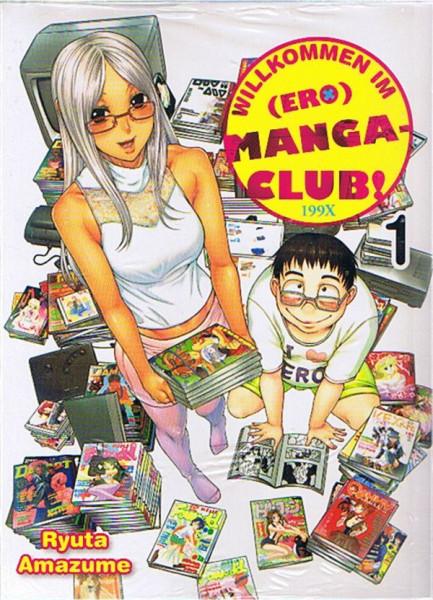 Willkommen im (Ero)Mangaclub! 01
