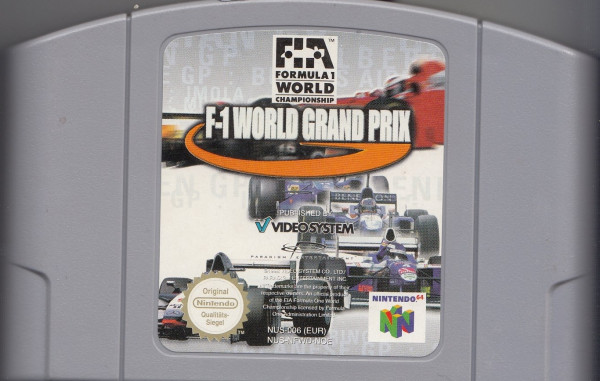 F-1 World Grand Prix - MODUL