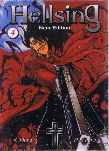 Hellsing (Neue Edition) 04