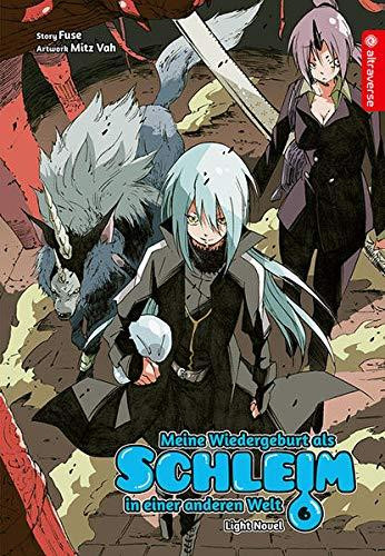 Meine Wiedergeburt als Schleim - Light Novel 06