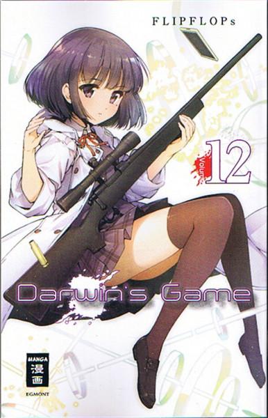 Darwin`s Game 12