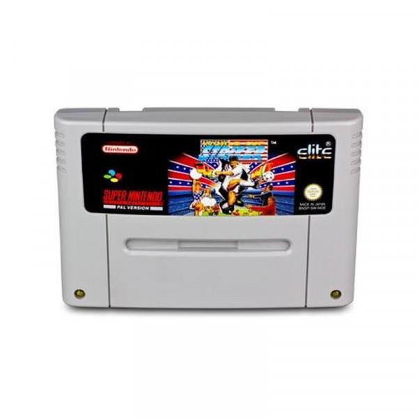 World Cup Striker - MODUL ** (Super Nintendo, gebraucht) **