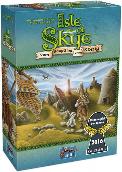 Isle of Skye - Grundspiel