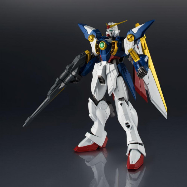 Mobile Suit Gundam Universe Actionfigur XXXG-01W Wing Gundam 15 cm