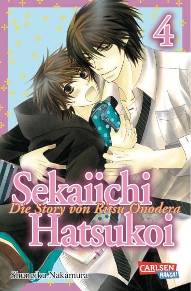 Sekaiichi Hatsukoi 04