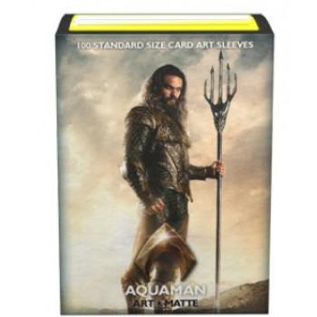Dragon Shield Art Sleeves - Aquaman (100)
