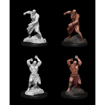 Dungeons & Dragons Nolzur`s Marvelous Unpainted Miniatures: W6 Flesh Golem