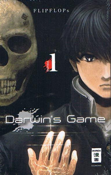 Darwin`s Game 01