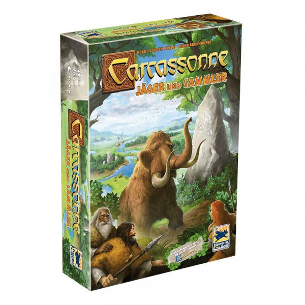 Carcassonne Jäger und Sammler DE
