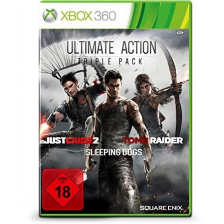 Ultimate Action Triple Pack (OA)