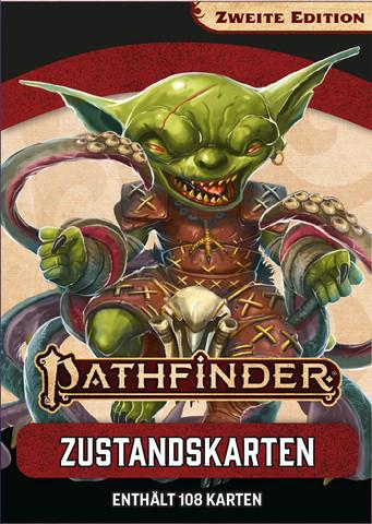 Pathfinder 2. Edition - Zustandskarten