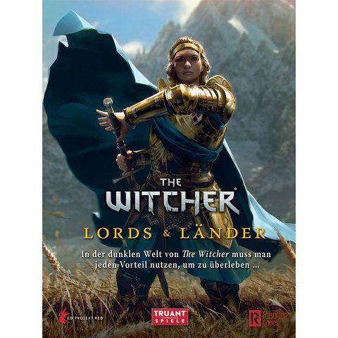 The Witcher Lords & Länder