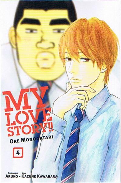 My Love Story!! 04