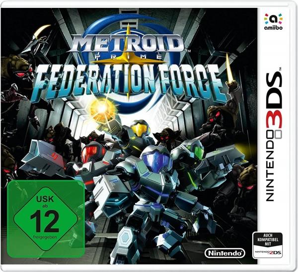 Metroid Prime: Federation Force (Nintendo 3DS, gebraucht) **