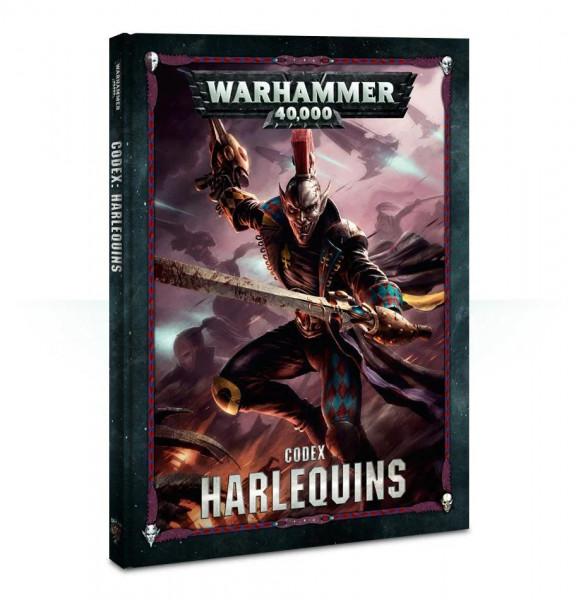 Codex: Harlequins (Hb) (English) (58-01-60)