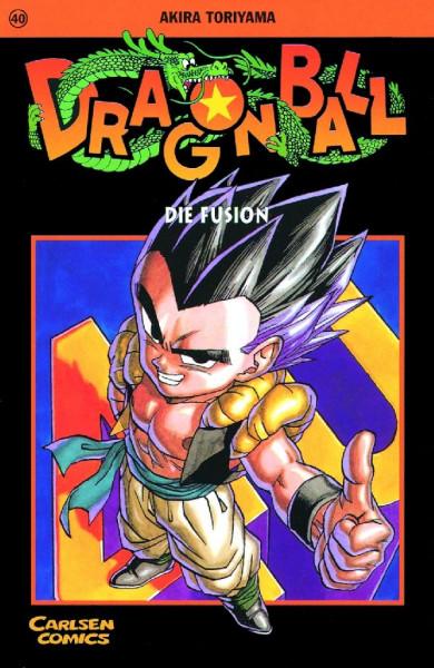 Dragon Ball 40 - Die Fusion