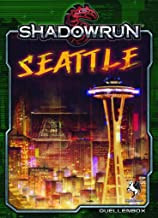 Shadowrun: Seattle - Stadt der Schatten (Box)