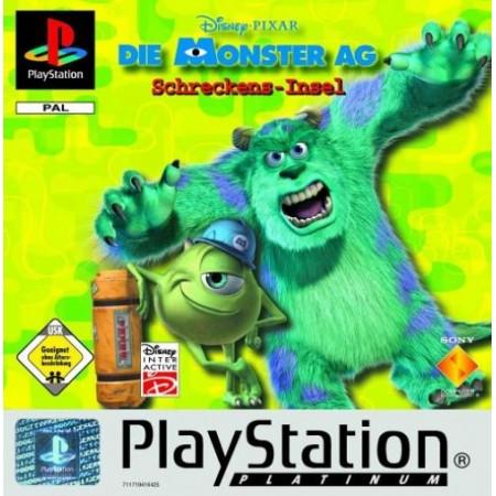 Die Monster AG: Schreckens-Insel - Platinum
