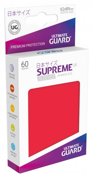 Supreme Sleeves Japan Size UX Red (60)