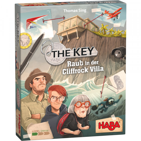 The Key - Raub in der Cliffrock Villa