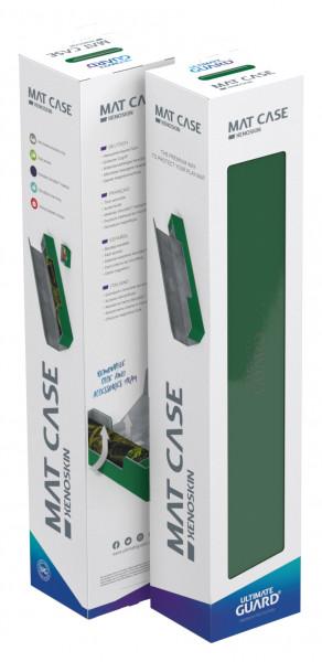 Ultimate Guard Flip´n´Tray Mat Case XenoSkin Green