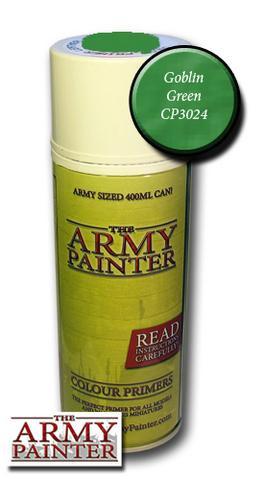 Army Painter  Primer: Goblin Green (400ml)